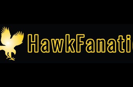 HawkFanatic Iowa Hawkeyes sports logo 920x510