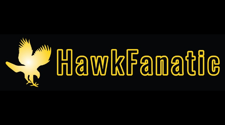 HawkFanatic Iowa Hawkeyes sports logo 920x510