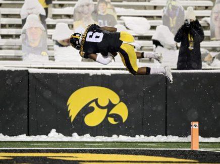 Iowa Football vs Wisconsin