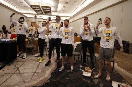 IOWA MBB NCAA SELECTION SHOW